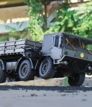RC model TATRA 815-7